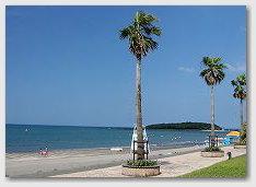 青島海水浴場3