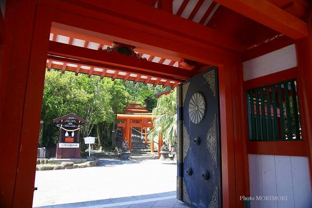 鵜戸神宮末社 稲荷神社 02