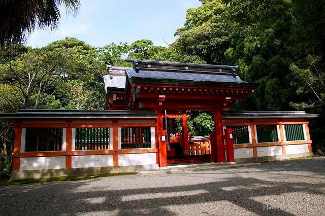 鵜戸神宮末社 稲荷神社 04