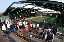 宮崎県総合運動公園 ブルペン