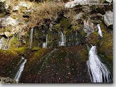 高千穂峡 玉垂れの滝